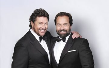 Michael Ball & Alfie Boe Together at Christmas