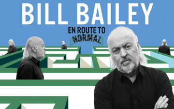 Bill Bailey – En Route to Normal