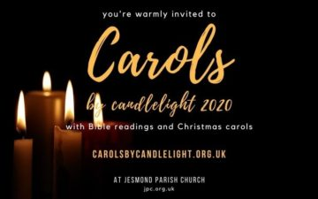 Carols by Candlelight at Jesmond Parish Church