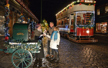 Christmas at Beamish Museum