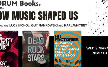 How Music Shapes Us with Lucy Nichol, Karl Whitney & Guy Mankowski