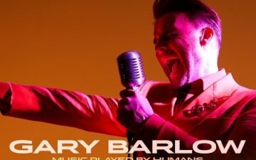 Gary Barlow- Music Played by Humans - the Tour - with Special Guest Leona Lewis