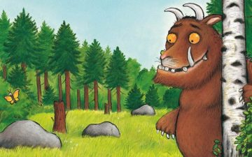 The Gruffalo Zoom Story Workshop