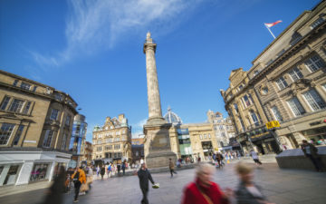 CANCELLED: Greys Monument Tours