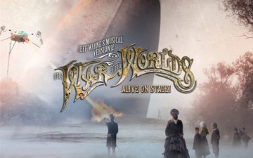 Jeff Wayne's Musical Version of The War of The Worlds - Rescheduled