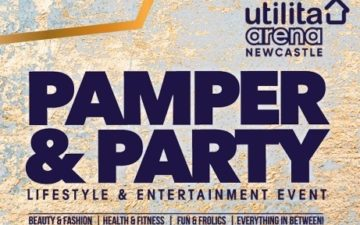 Pamper and Party - Lifestyle and Entertainment Event