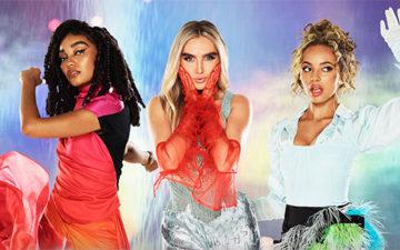 Little Mix - The Confetti Tour