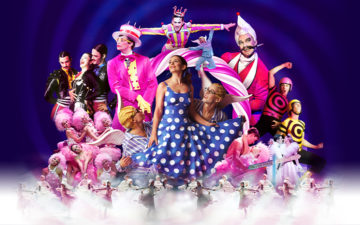 Matthew Bourne's Nutcracker!