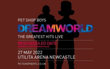 Pet Shop Boys Dreamworld Tour