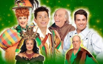 Robin Hood Socially Distanced Panto