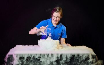 October Half Term at Life Science Centre
