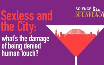 Sexless and the City: what's the damage of being denied human touch?