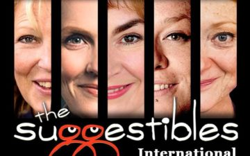 The Suggestibles Light-Up for International Women's Day