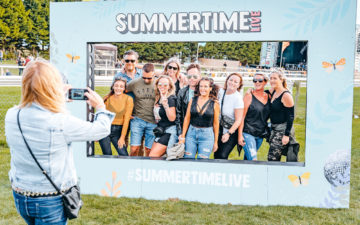 Summertime Live Newcastle with Classic Ibiza