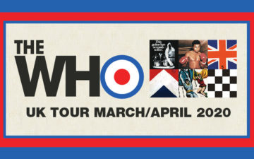 The Who with special guest Connor Selby