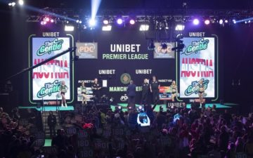 Postponed: Unibet Premier League Darts