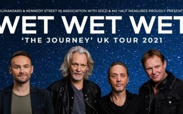 Wet Wet Wet 'The Journey' Tour