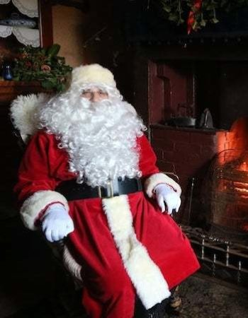 Virtual: Father Christmas at Beamish Museum