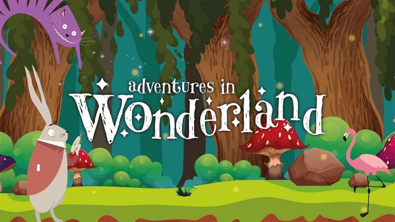 Adventures in wonderland Beamish Hall Hotel