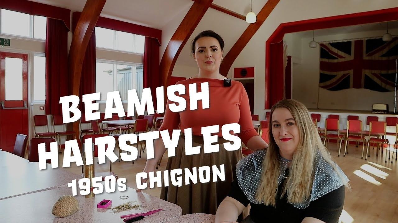 Beamish chignon