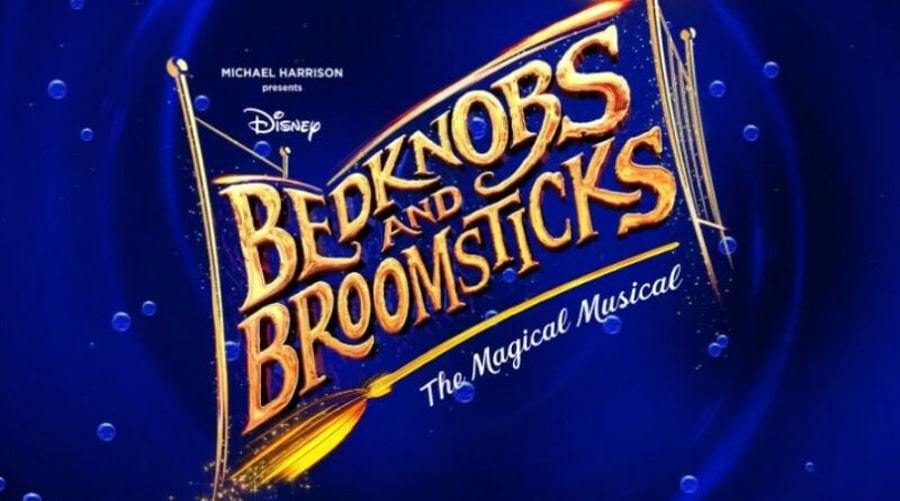 Bedknobs and broomsticks musical uk tour tickets