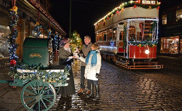 Durham christmas market beamish 4