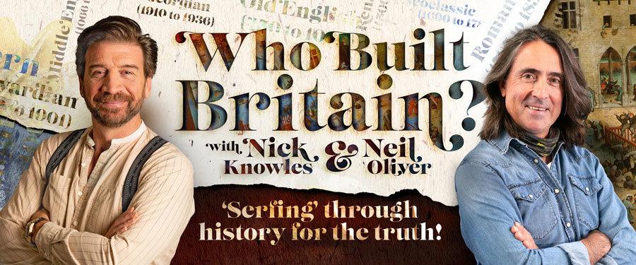 Who built britain