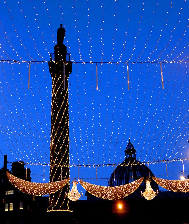 Monument Christmas Lights