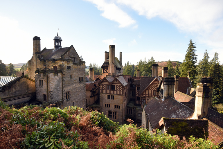 Countryside secondary Cragside House c National Trust Iamge John Millar