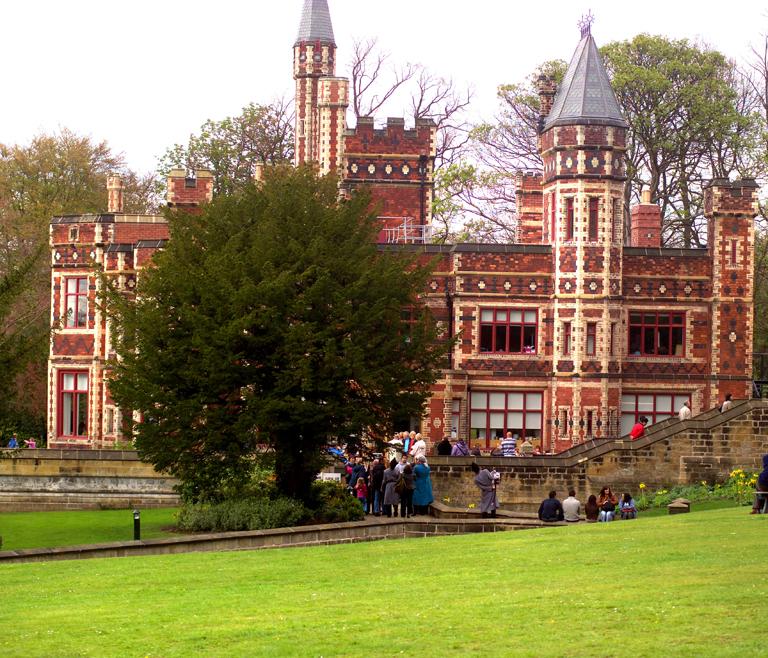 Gateshead secondary Saltwell Park