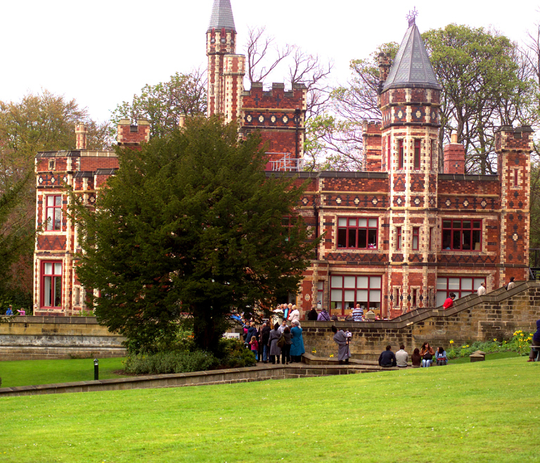 Gateshead secondary Saltwell Park