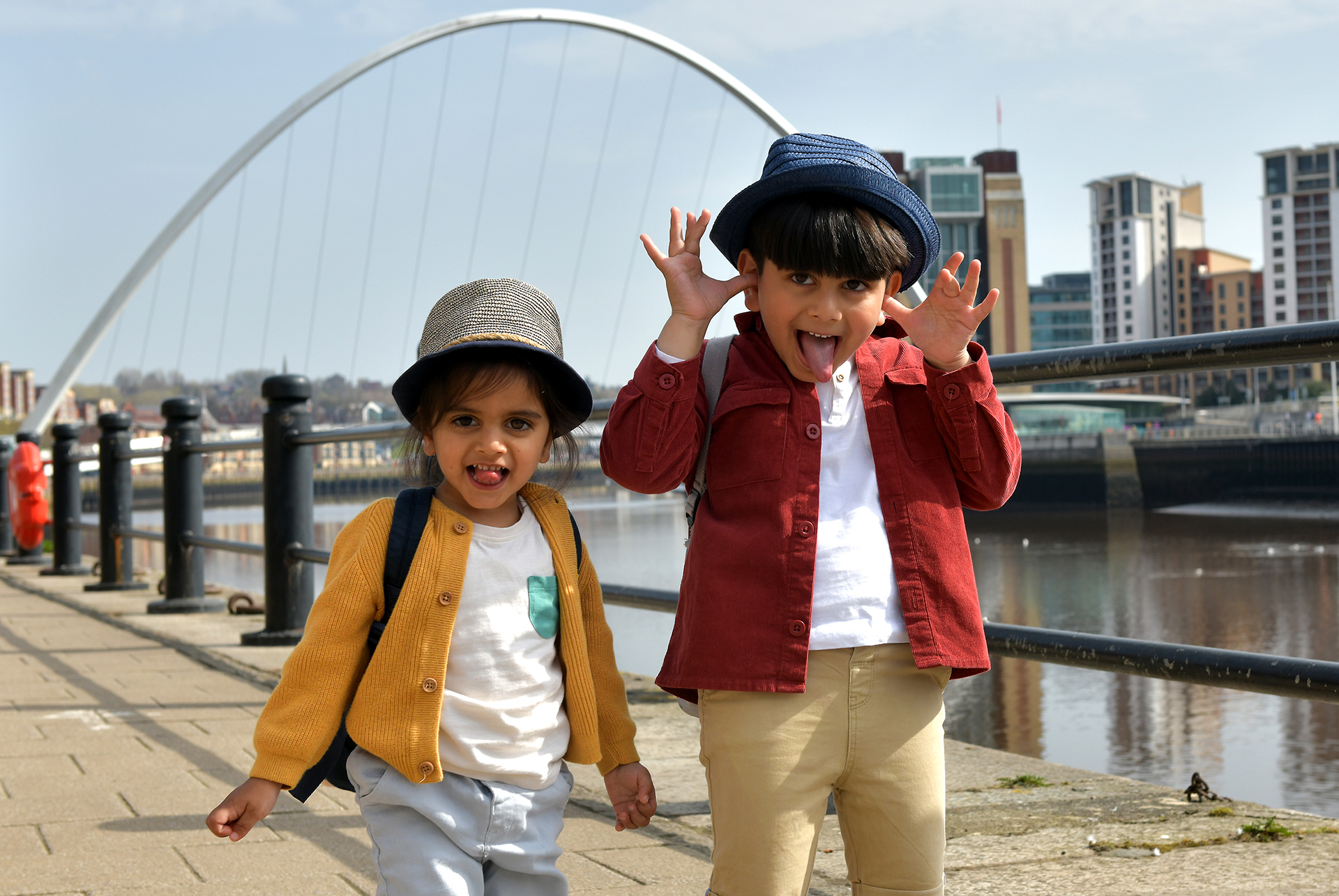 What is there to do for families in Newcastle upon Tyne?