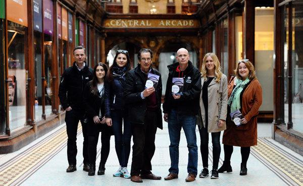 Tourism Businesses on City Tour