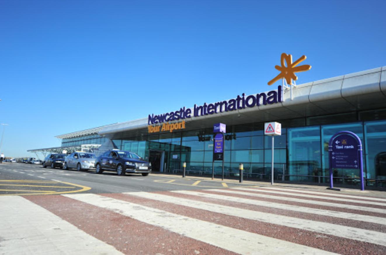 Newcastleinternationalairport