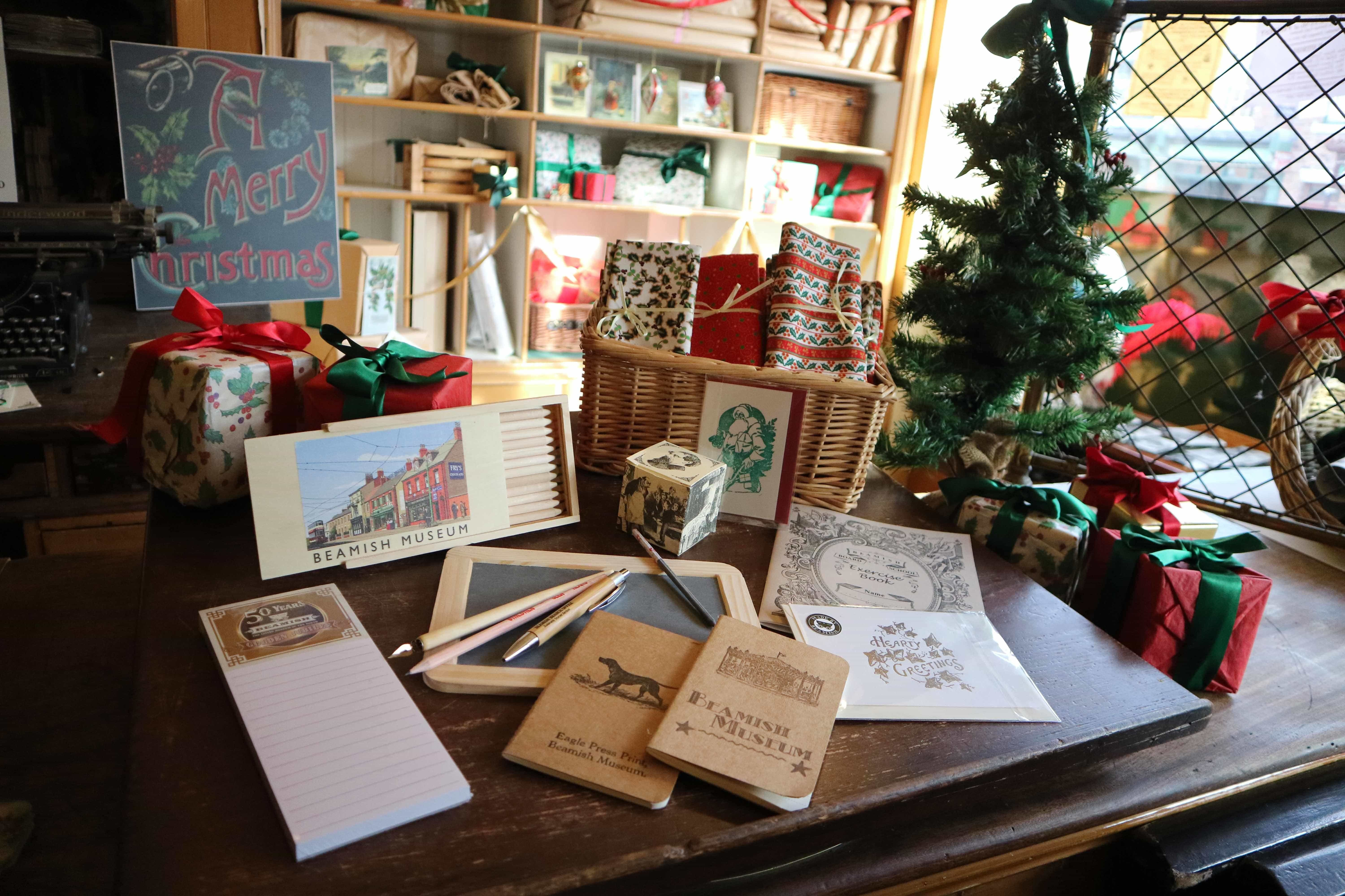 16 One stop Stationers Shop Beamish Museum Gift Guide