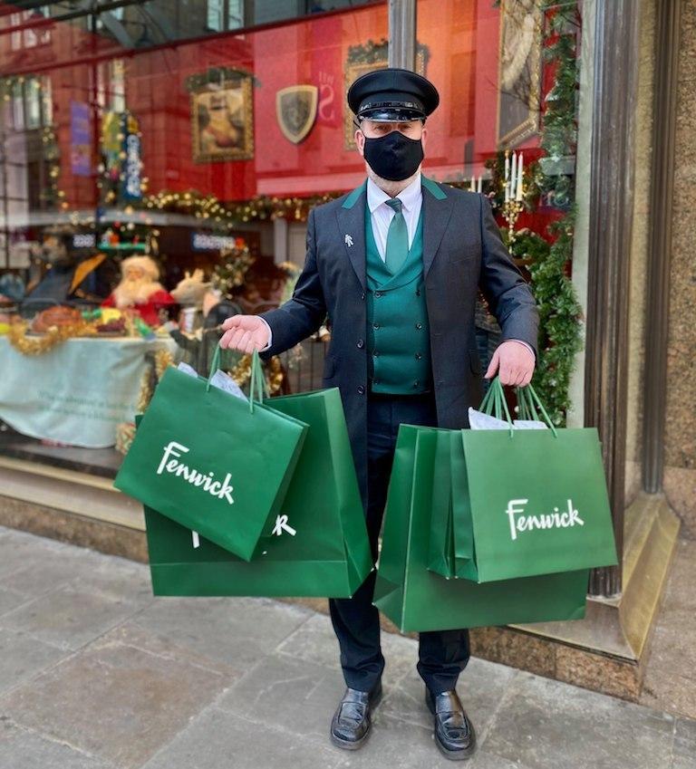 Fenwick Concierge service