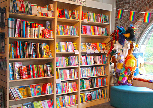 Independent Gifts Souvenirs Seven Stories Bookshop Online