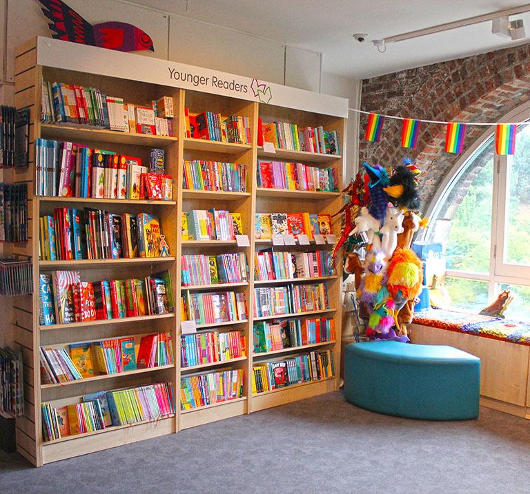 Independent Gifts Souvenirs Seven Stories Bookshop
