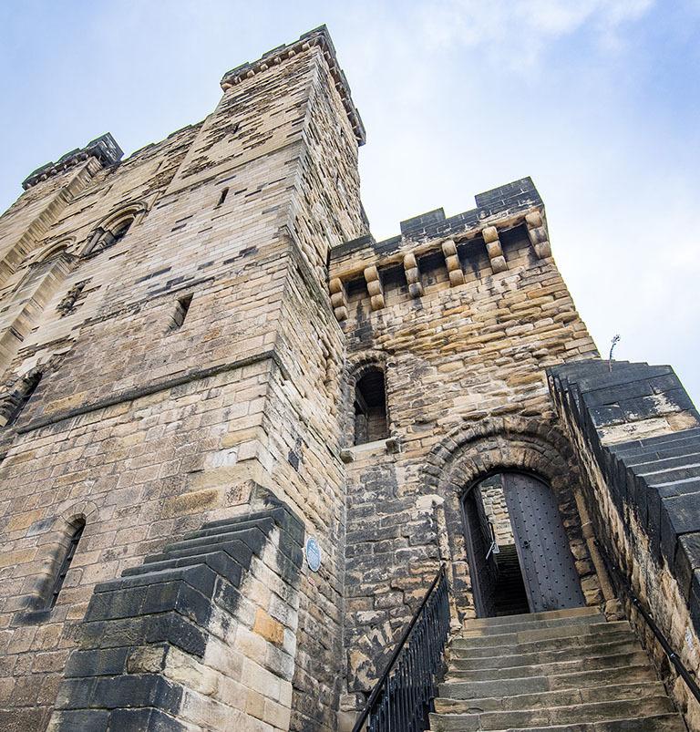 Newcastle Castle Tourism VCM