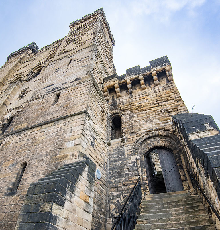 Newcastle Castle Tourism VCM