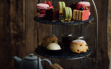 Dreamworld Cakes Afternoon Tea gift voucher
