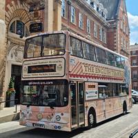 English Afternoon Tea Bus York