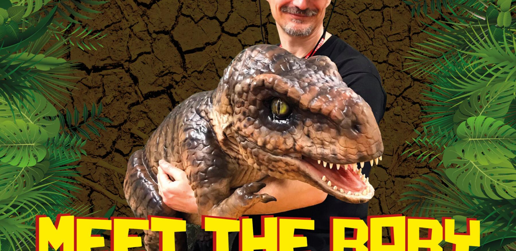 Dino Event Graphics FB Image 4 Meet the Baby Dinos 1200x1200