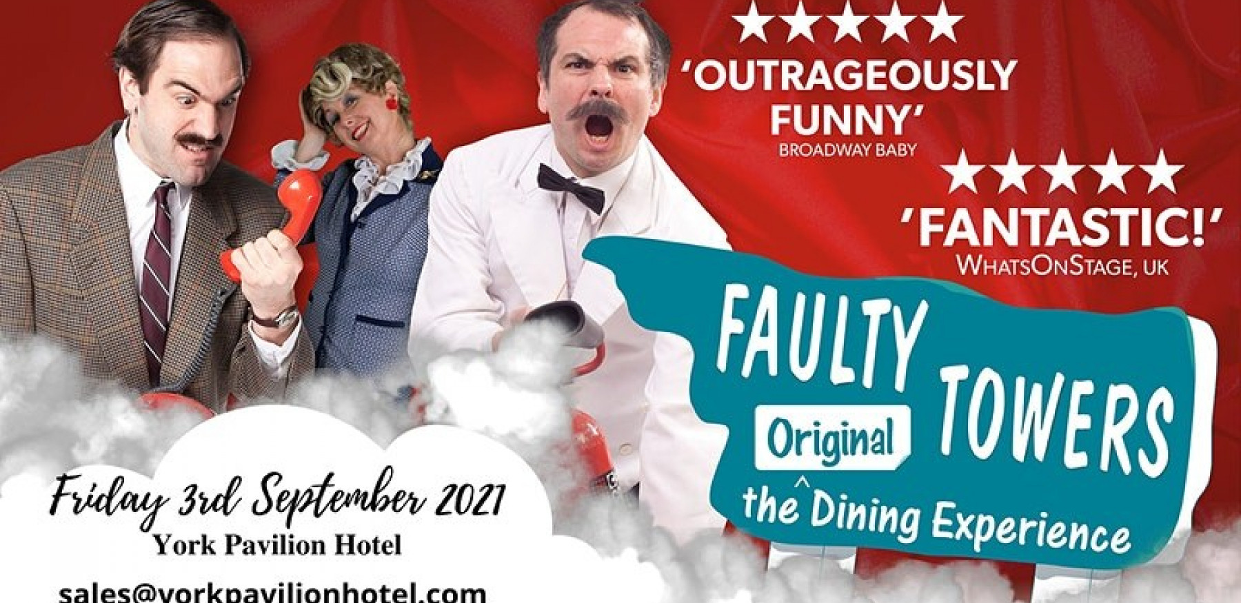Faulty Towers 3rd Sept 2021 1296089163