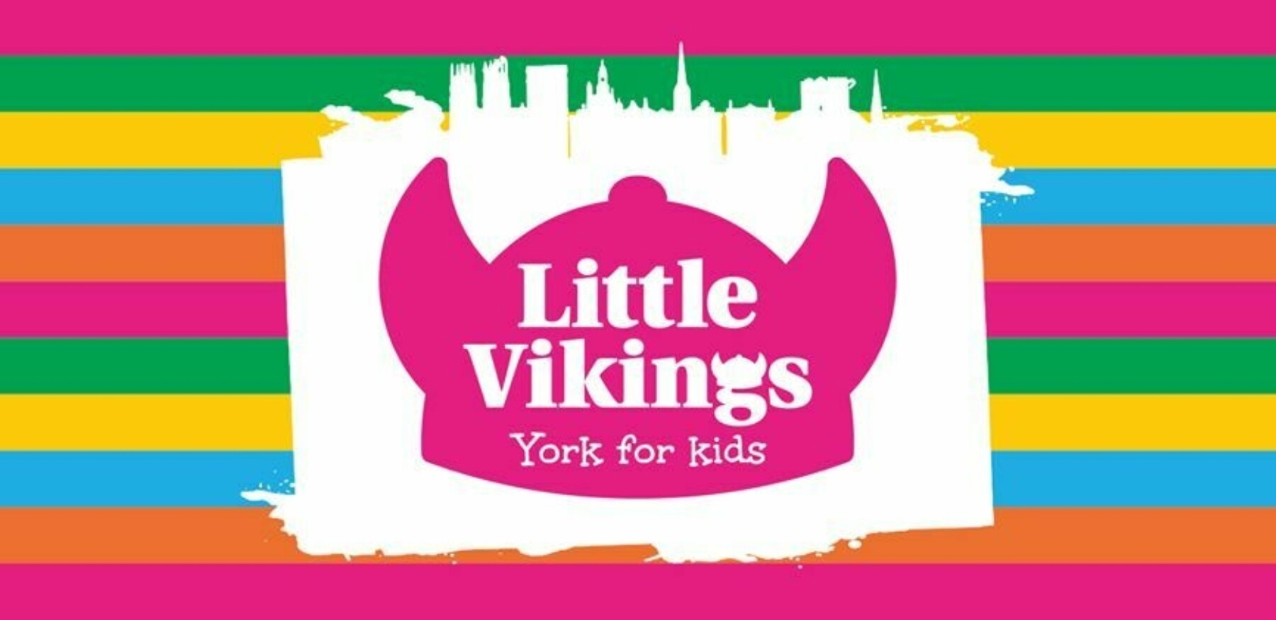 Little Vikings Facebook Cover Image