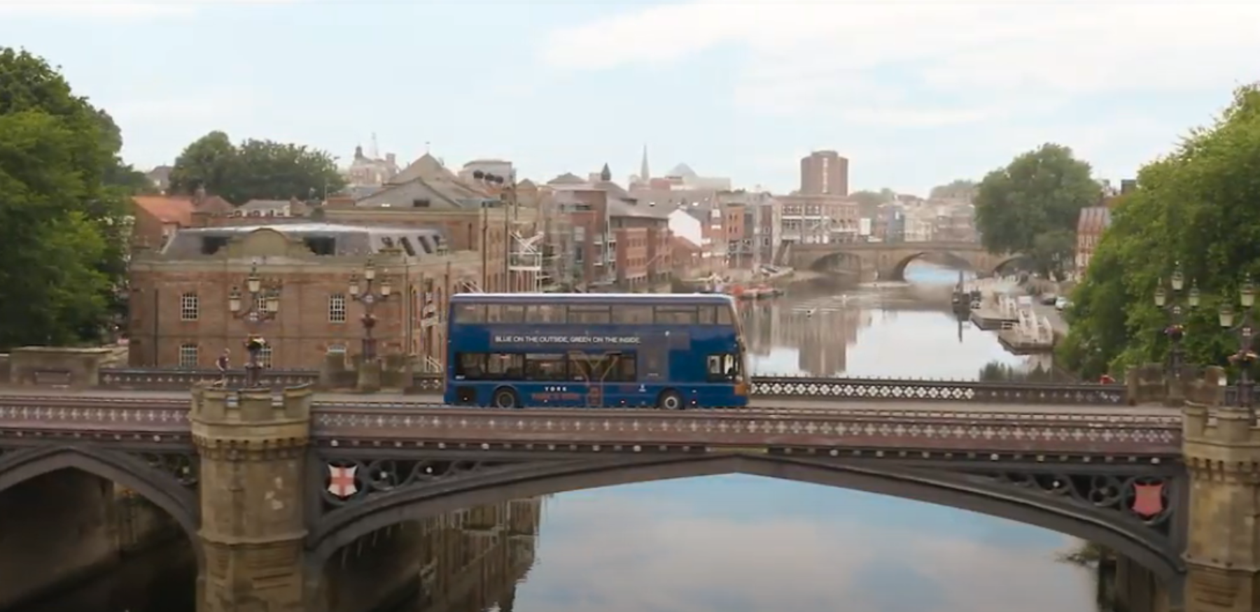 Visit York First York TV Advert Screenshot 2
