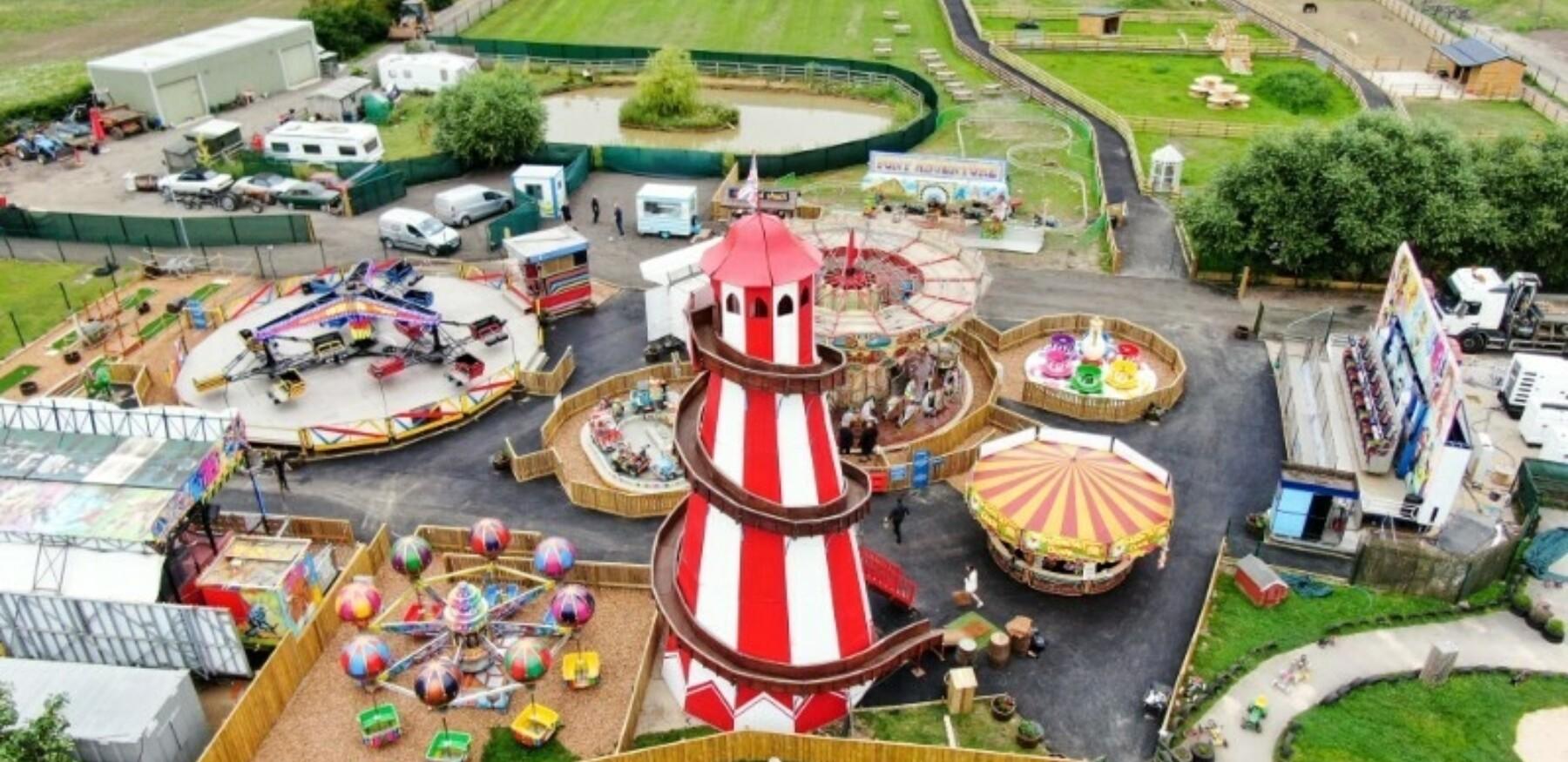 Web Adventure Park Funfair Opening 24 July 2021 milner Creative 10 1