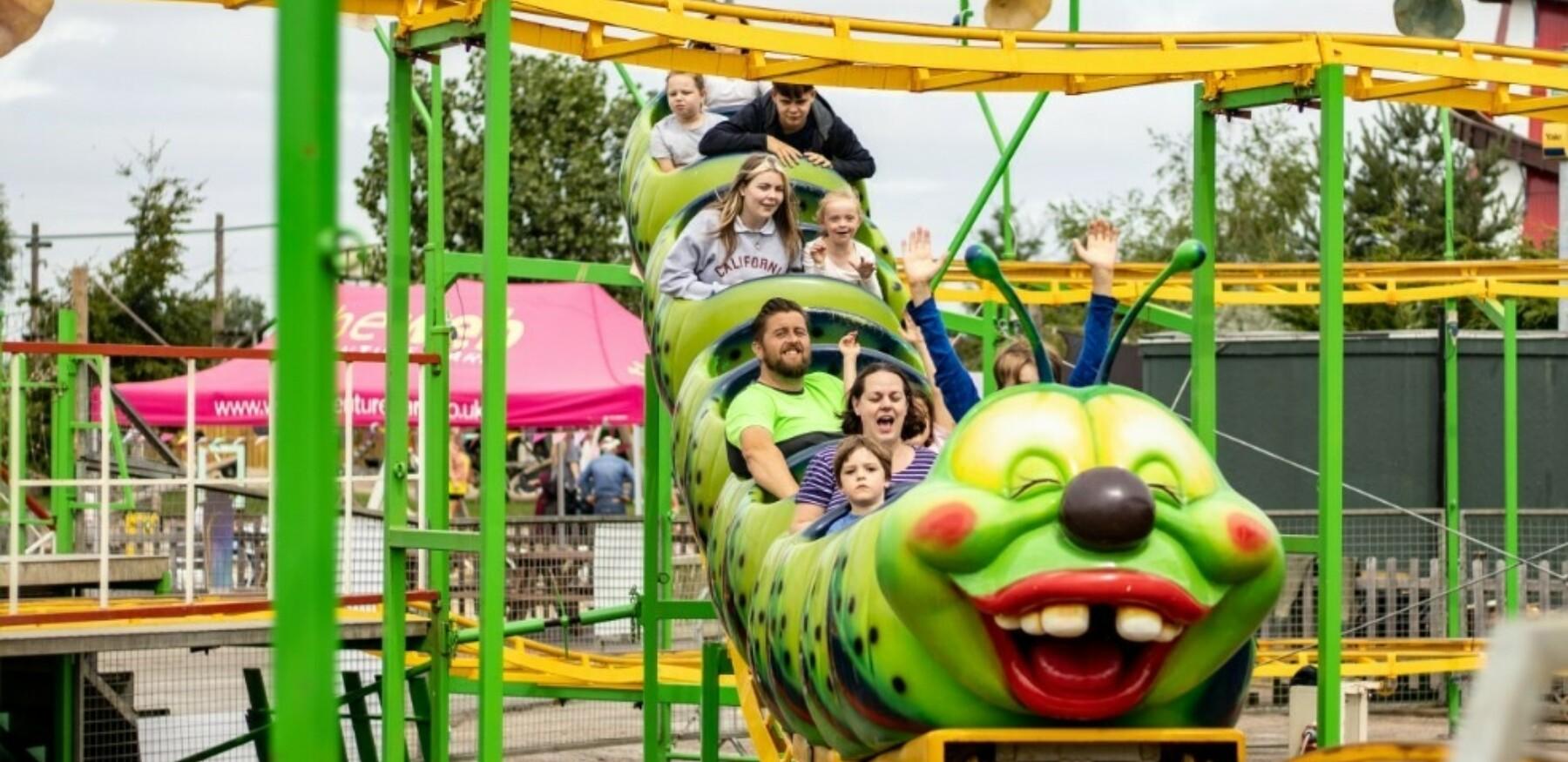 Web Adventure Park Funfair Opening 24 July 2021 milner Creative 49