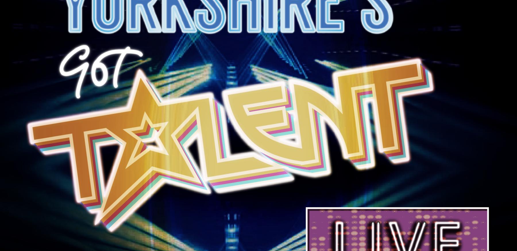 Yorkshires Got Talent Web Banner