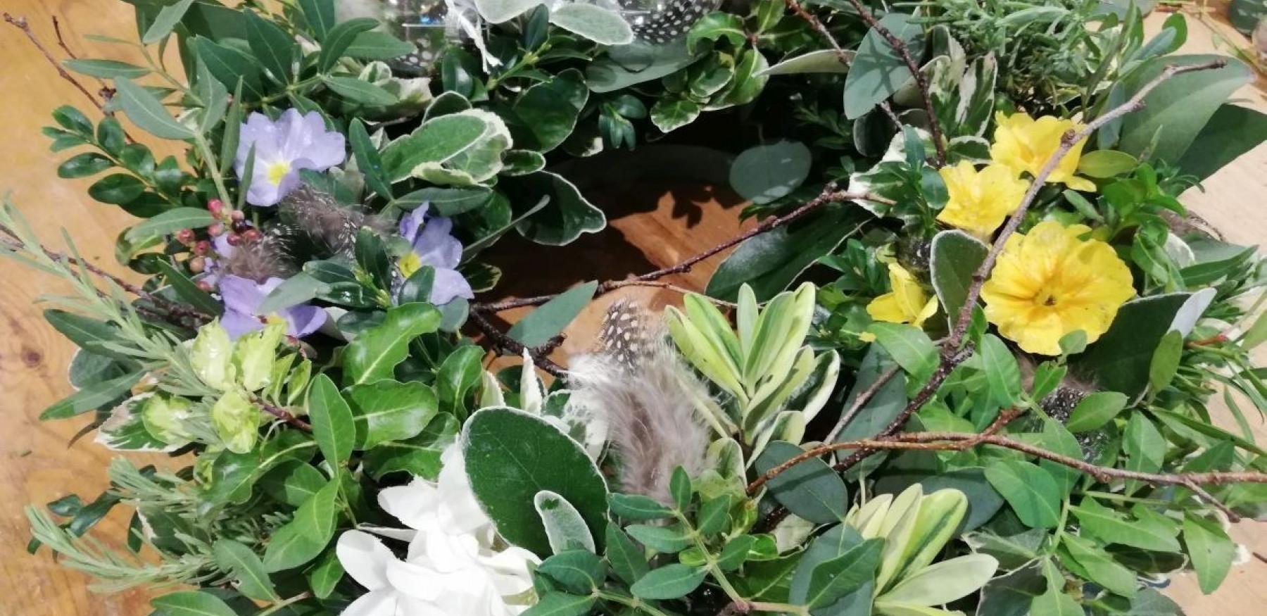 Spring wreath 2 1054742623